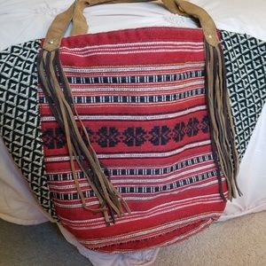 American eagle outfitter hobo bag